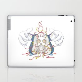 Firby Skull Laptop & iPad Skin