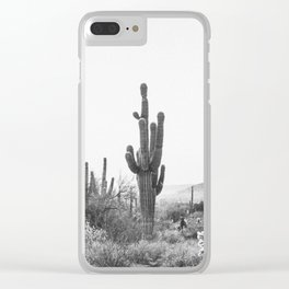 DESERT / Scottsdale, Arizona Clear iPhone Case