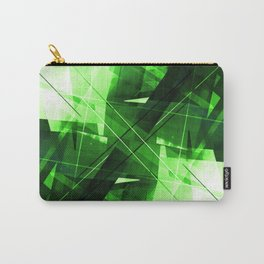 Elemental - Geometric Abstract Art Carry-All Pouch