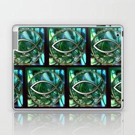 Paua Fishing Laptop & iPad Skin