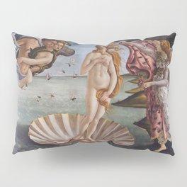 Sandro Botticelli The birth of Venus 1485 Artwork for Prints Posters Tshirts Men Women Kids Pillow Sham