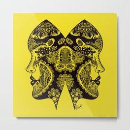 Jano Metal Print