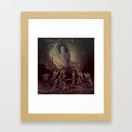 Rise of the Voiceless  Framed Art Print
