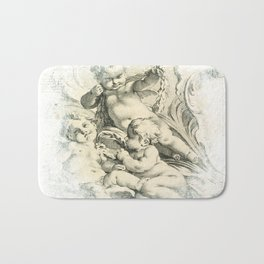 Cherub Dreams No.002 Bath Mat