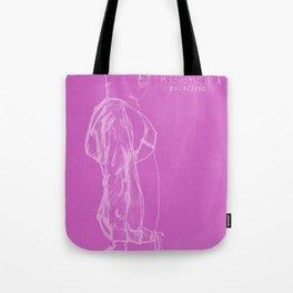 Spring Breakers/Vampire Weekend (Pink) Tote Bag