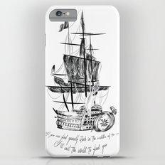 Larry tattooes iPhone 6 Plus Slim Case