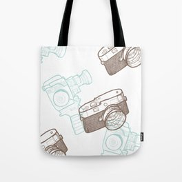 Shoot! Tote Bag