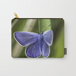 Beautiful Blue Carry-All Pouch