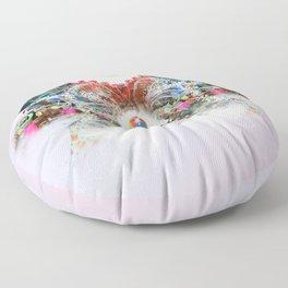 Seoul of Asia Floor Pillow