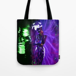 Ultraviolet Tote Bag