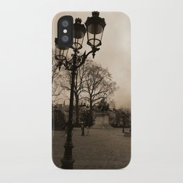 One Day in Winter iPhone Case