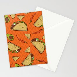 Let's taco 'bout it! Stationery Cards