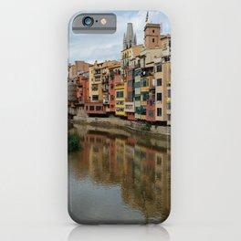Girona II iPhone Case