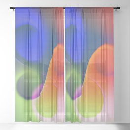 style and elegance -102- Sheer Curtain
