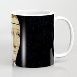 THE LADY WITH AN ERMINE - DA VINCI Coffee Mug