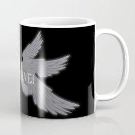 Archangel Michael with Wings Coffee Mug