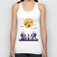 majora Tank Tops featuring Majora and Pan  by IF ONLY