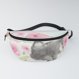 Miss Green Eyes Fanny Pack