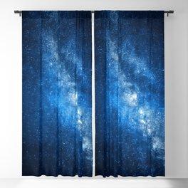 Azure Milky Way Blackout Curtain