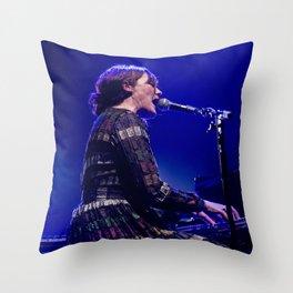 Sarah Blasko_03 Throw Pillow