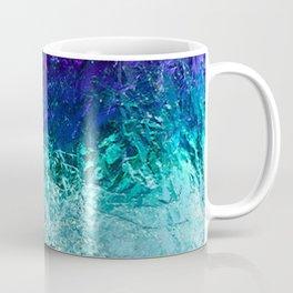 Fluorite Blue Coffee Mug