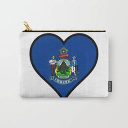 Love Maine Carry-All Pouch