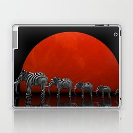 linking elephants Laptop & iPad Skin