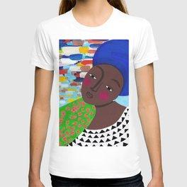 The Windy City. T-shirt