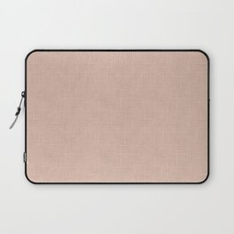 Muted coral. Laptop Sleeve
