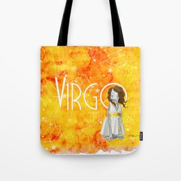 VIRGO WEIM Tote Bag