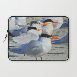 Elegant Terns Laptop Sleeve