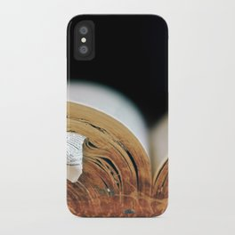 Tome iPhone Case