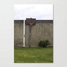 Where is the ball Canvas Print