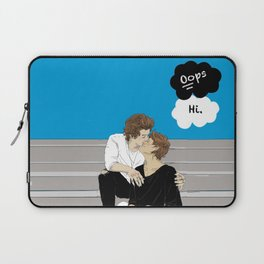 """ Okay? Okay. "" Laptop Sleeve"