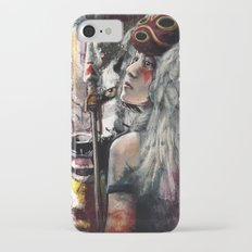 Mononoke San and The Spirit of the Wolf Slim Case iPhone 7