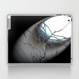 Broken Mirrow in the Spot   (A7 B0156) Laptop & iPad Skin