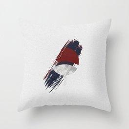 Uchiha Clan Patch Throw Pillow