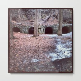 a warm place Metal Print