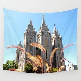 Salt Lake Temple Wall Tapestry