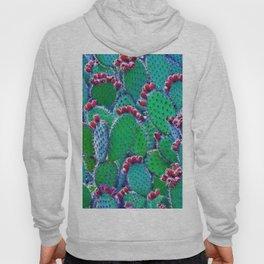 Flowering cacti Hoody
