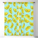 Lemon Slices Pattern Turquoise by lavieclaire