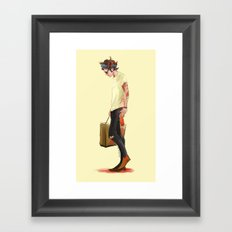 Harold Framed Art Print