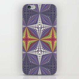 Wart Mandala iPhone Skin