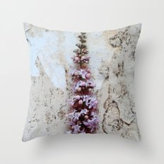 Ligaria Throw Pillow