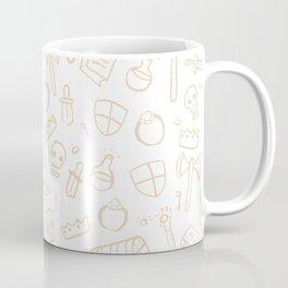 Light Dungeon Stuff Coffee Mug