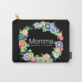Momma - Est. 1974 Carry-All Pouch