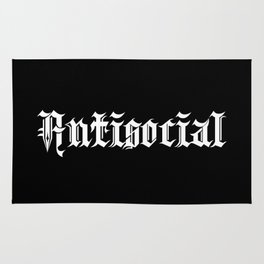 Antisocial Rug