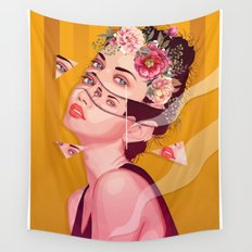 PIECES Wall Tapestry