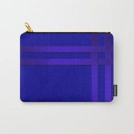 Cobalt blue Carry-All Pouch