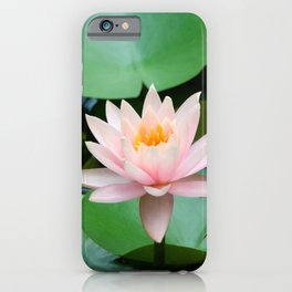 Slow Down, Find Center iPhone Case